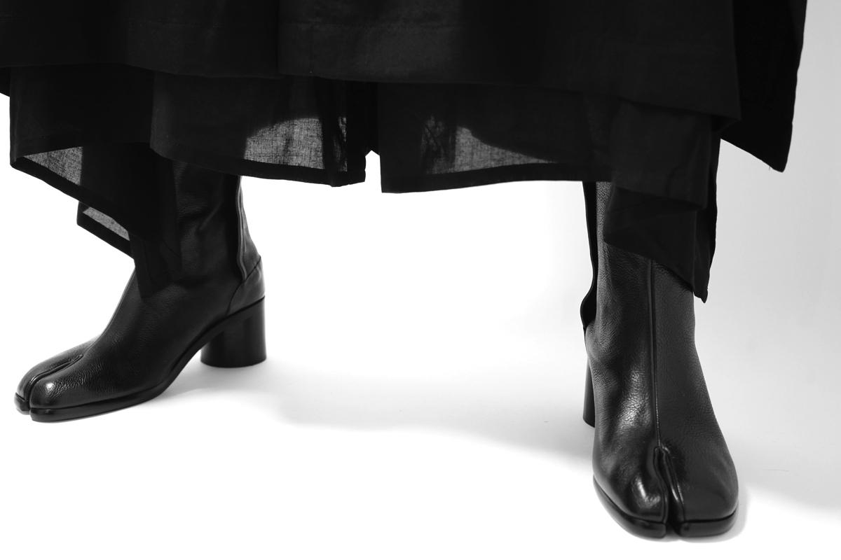 Mison Margiela Tabi Heel boots