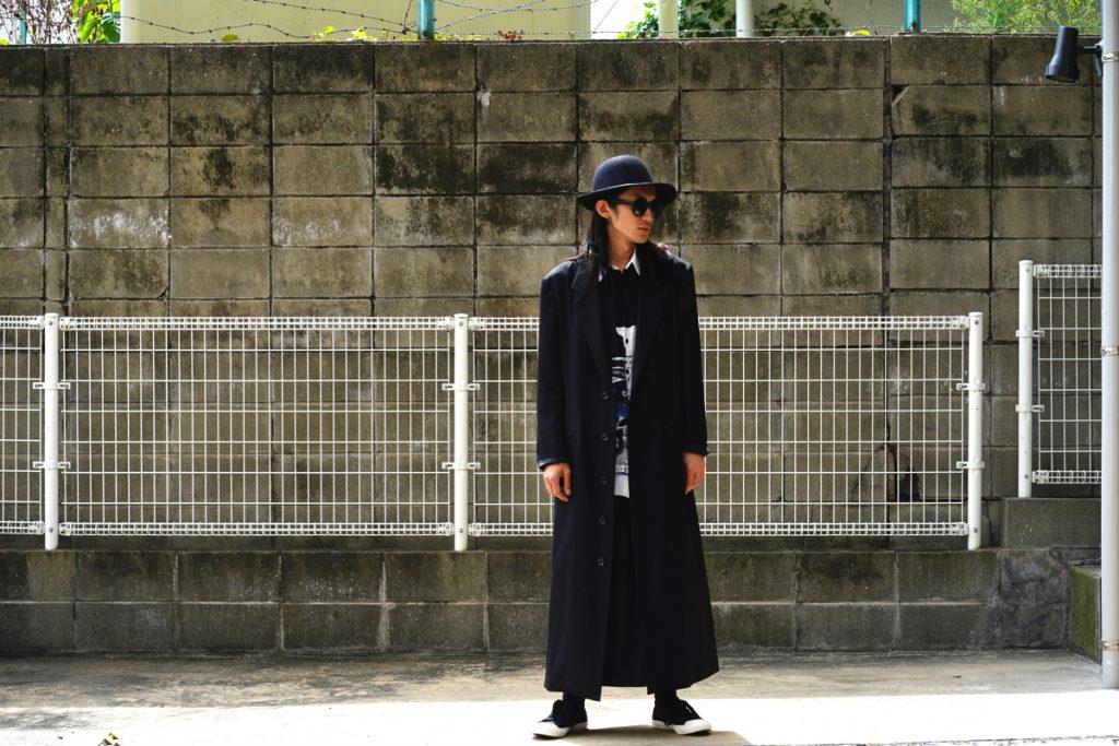 YOHJI YAMAMOTO Long Jacket