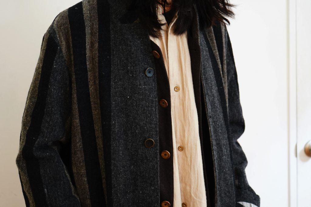 ARAKI YUU Atelier Coat