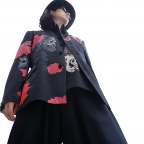 YOHJI YAMAMOTO LIMITED Scull&Rose now on sale!!