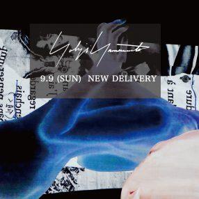 YOHJI YAMAMOTO 18-19A/W New Arrival Release Start!!!