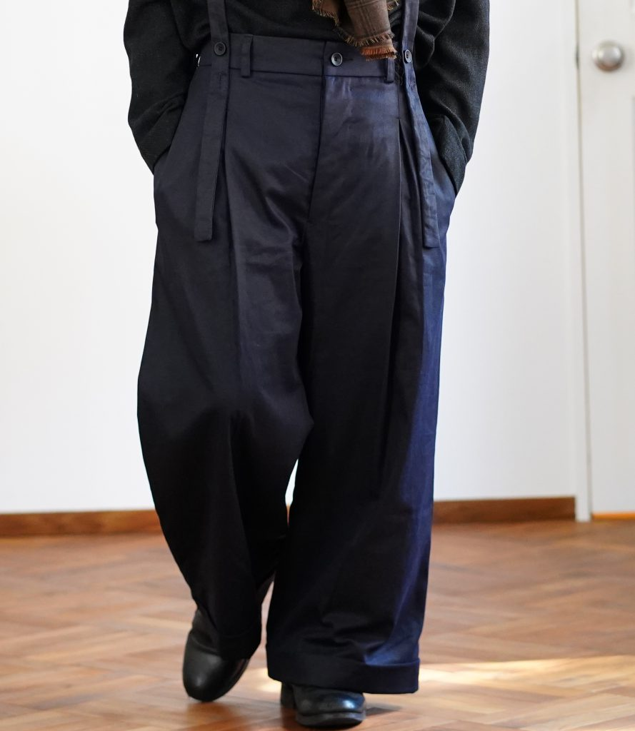 BIKE VERSTAPPEN  suspender trousers