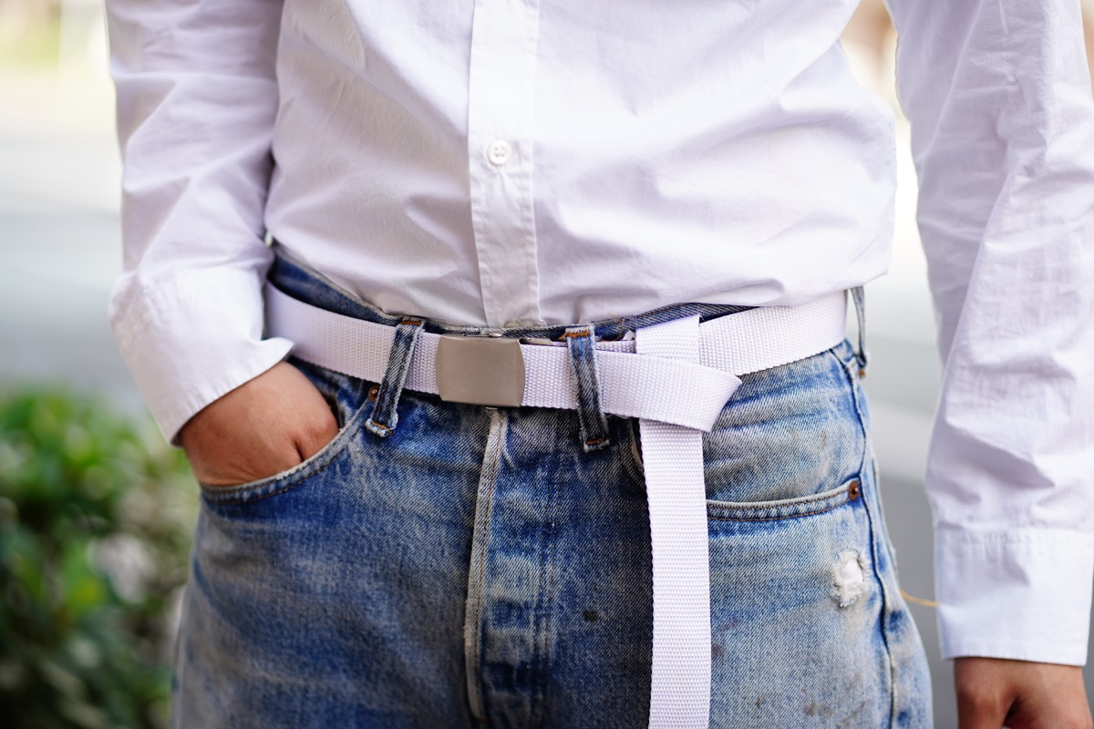 MAISON MARGIELA Pack Belt