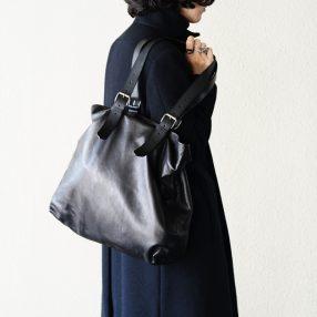 ANN DEMEULEMEESTER Tote Bag Wodan