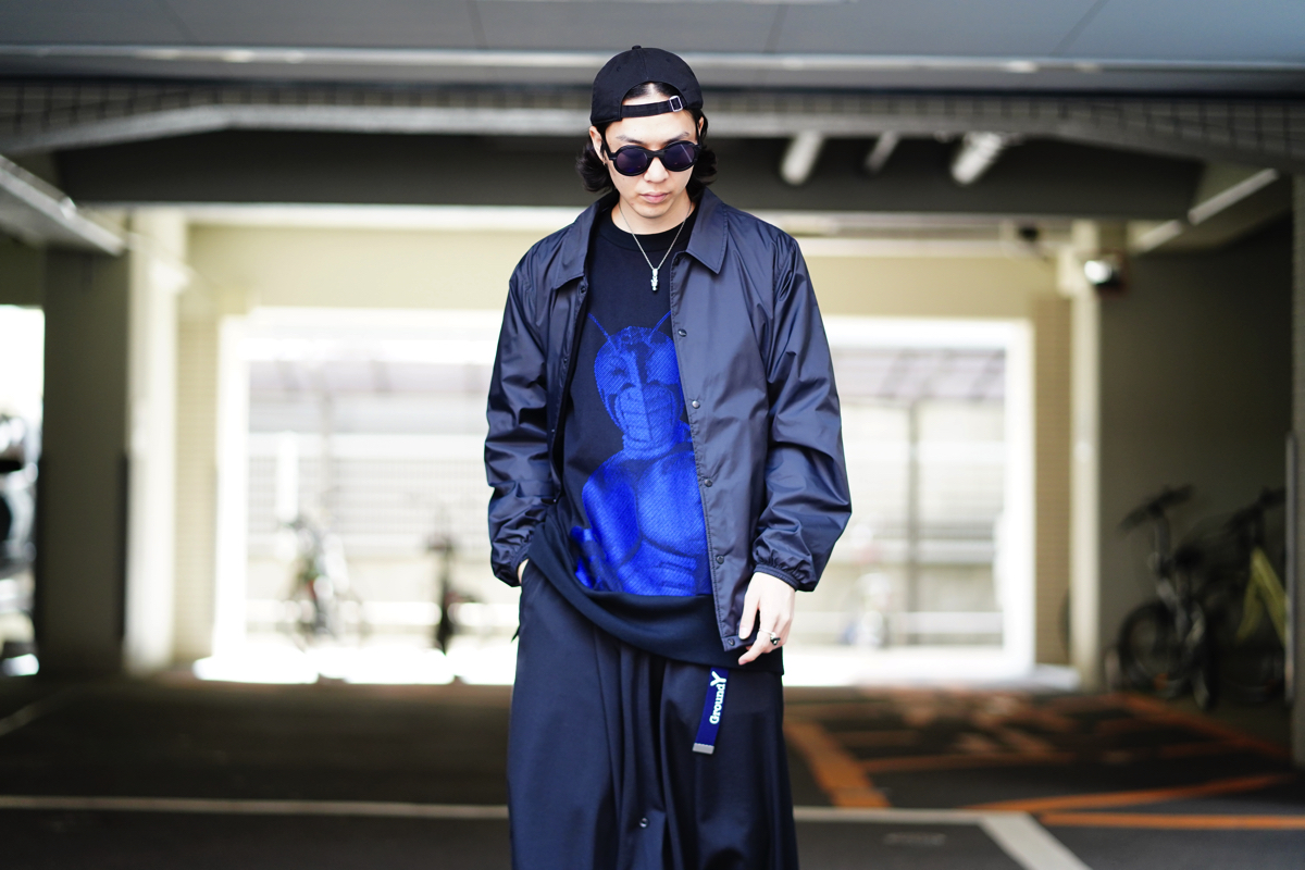 Ground Y 18-19AW Recommend Style !!!