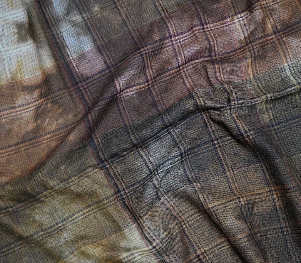 Biek Verstappen  HUES exclusive scarves brown