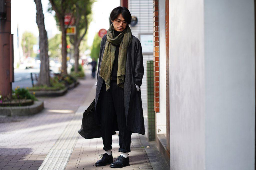 ARAKI YUU Balky Coat