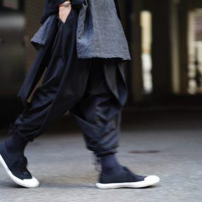 B YOHJI YAMAMOTO Twist Pants