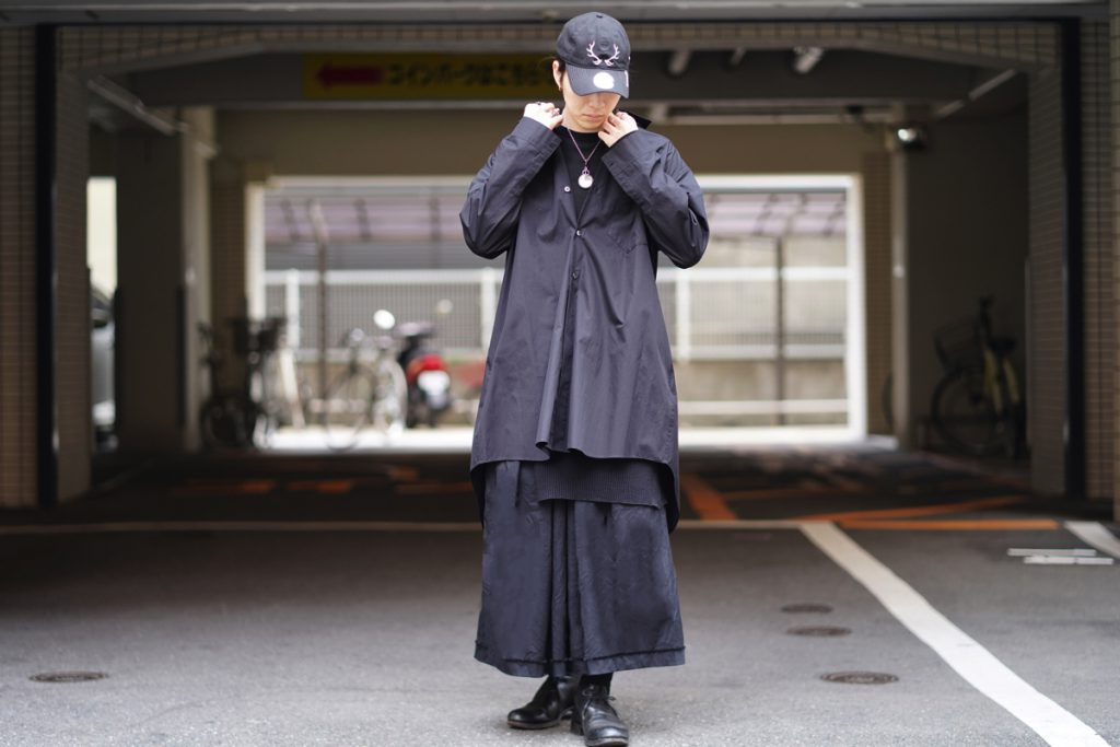 Ground Y Big Shirt Recommend Style