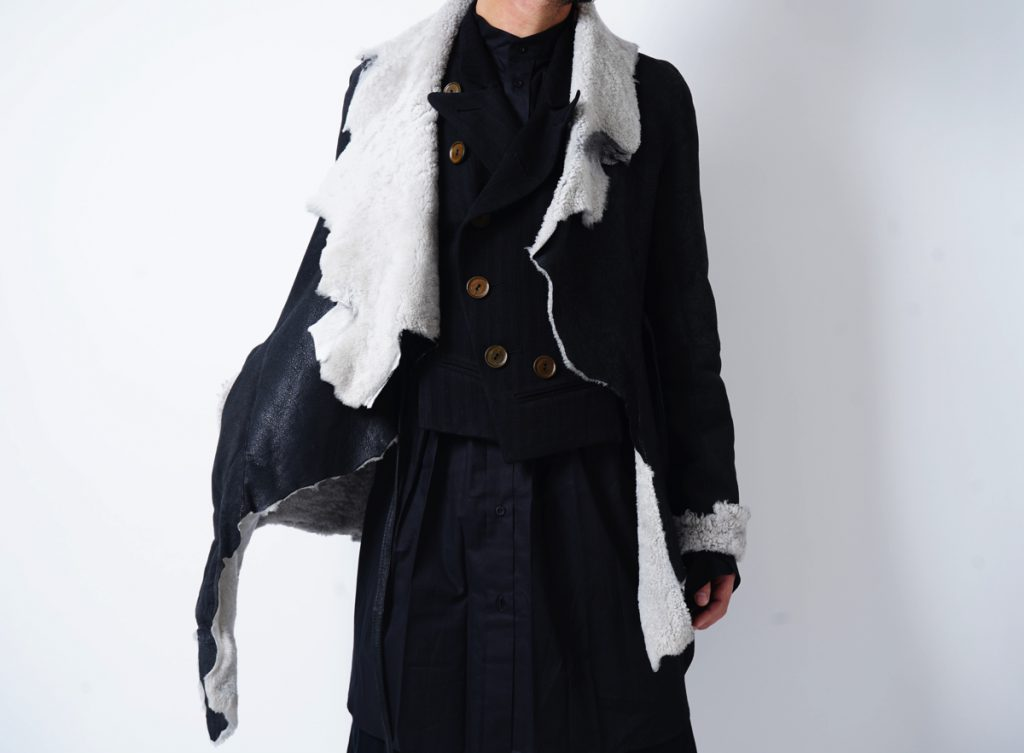 ANN DEMEULEMEESTER 18-19A/W Last Delivery !!!