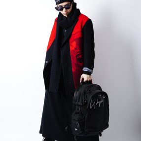 YOHJI YAMAMOTO × NEW ERA ZOOM UP CARRIER BAG