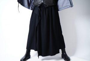 B YOHJI YAMAMOTO Remove Pants
