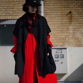 Ground Y Cape Coat