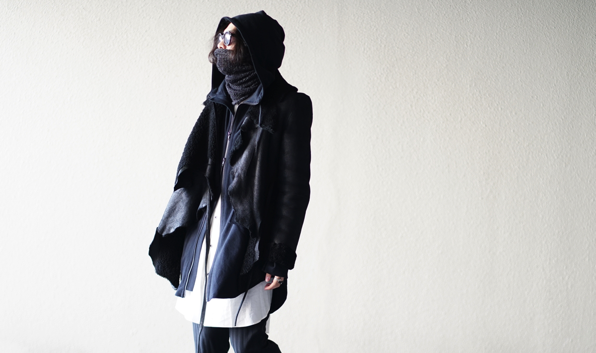ANN DEMEULEMEESTER 18-19A/W Outer Style