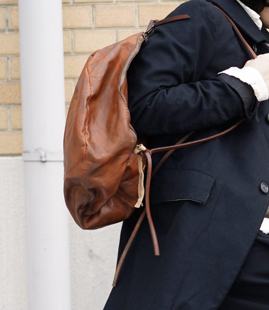 Isabella Stefanelli  Leather Bag SNARE
