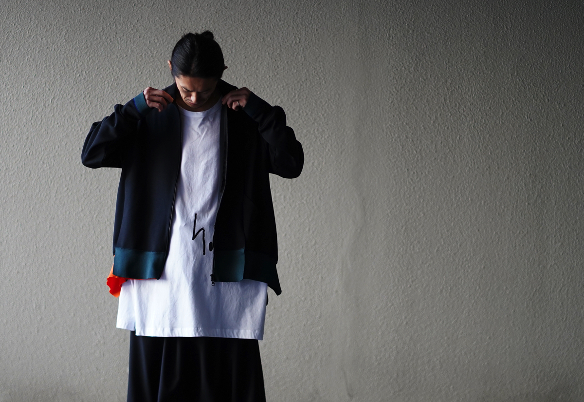 Ground Y × FRED PERRY Track Jacket Recommend Style