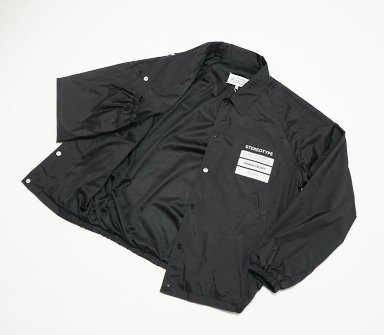 Maison MargielaCoach Jacket