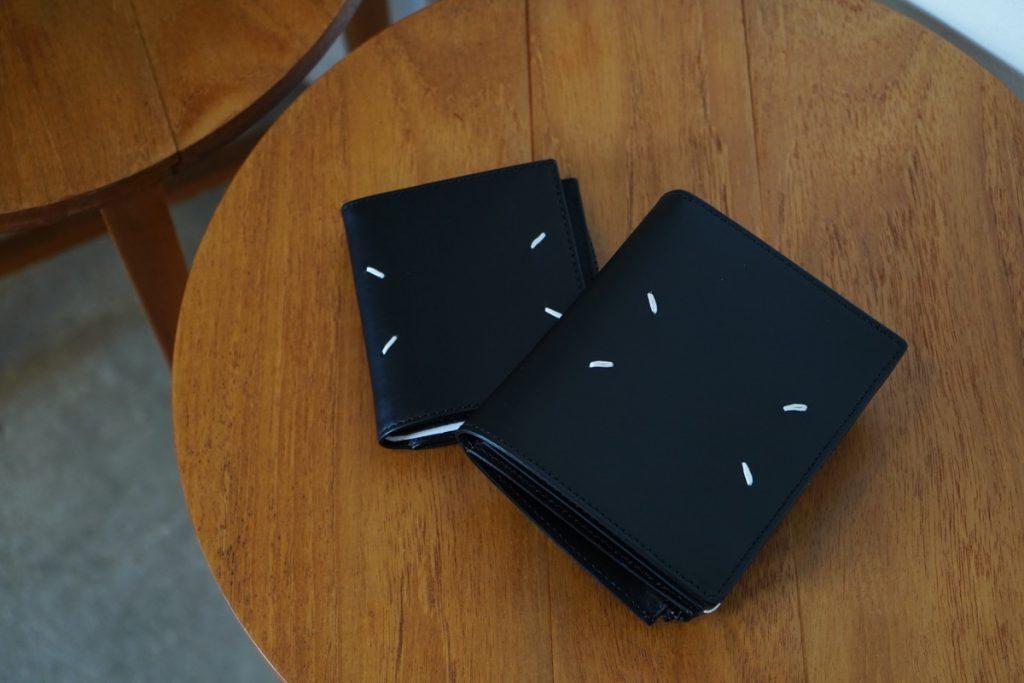 Maison Margiela  Bi-fold Wallet &  Small Bi-fold Wallet