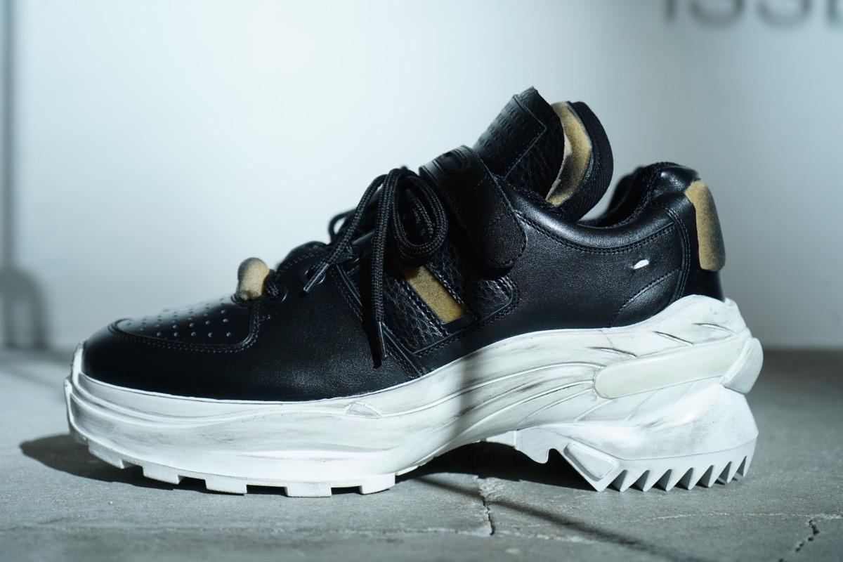 "Maison Margiela  New Icon Sneaker ""Retro Fit"""