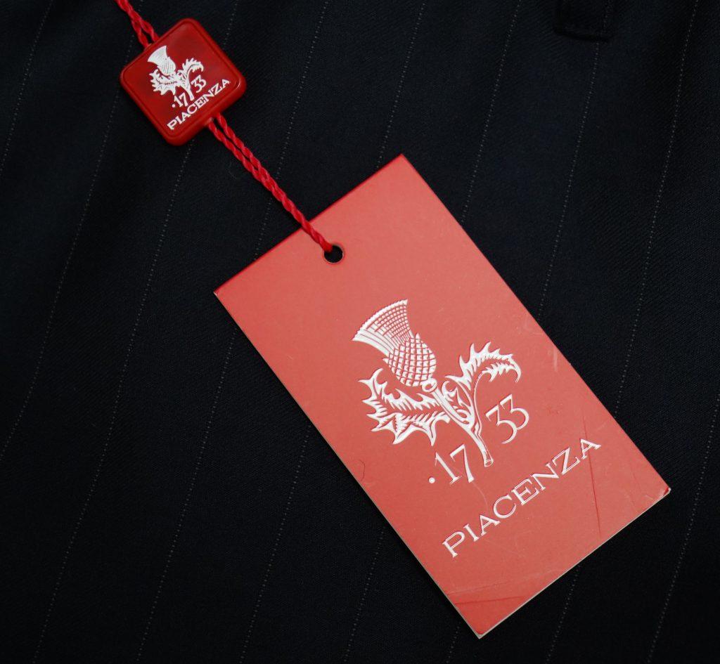"Geoffrey B.Small  F.lli Piacenza Super 140's ""Sublime Jacket&Vest&Trousers"