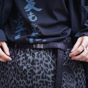 YOHJI YAMAMOTO 25mm GI Belt