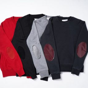 MAISON MARGIELA Elbow Patch Collection