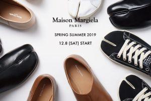 MAISON MARGIELA  2019 SPRING SUMMER START