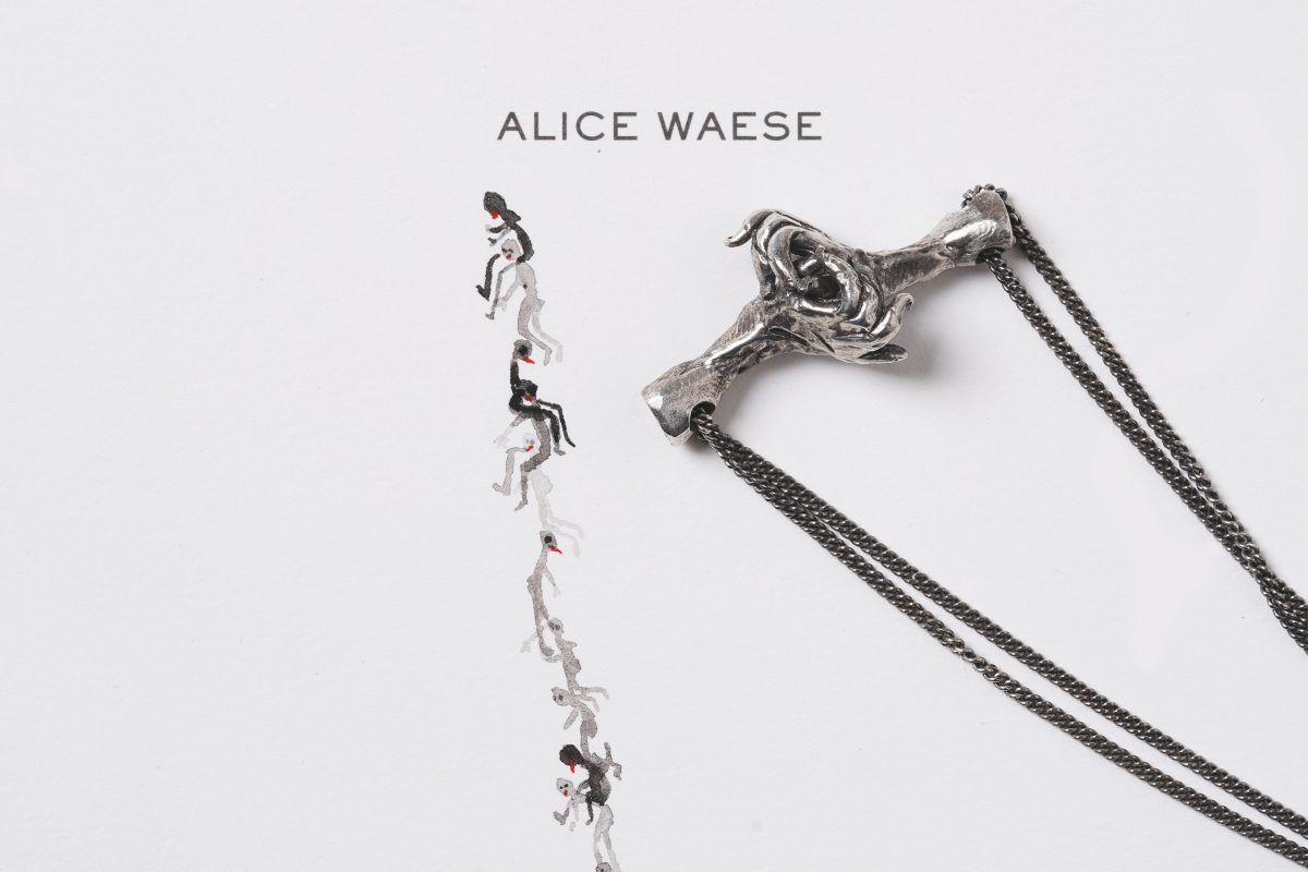 ALICE WAESE  New Arrival