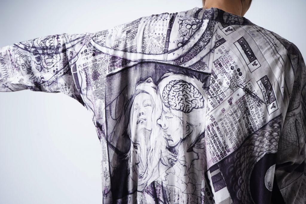 Ground Y × YASUTO SASADA 2019SS Big Over Dress