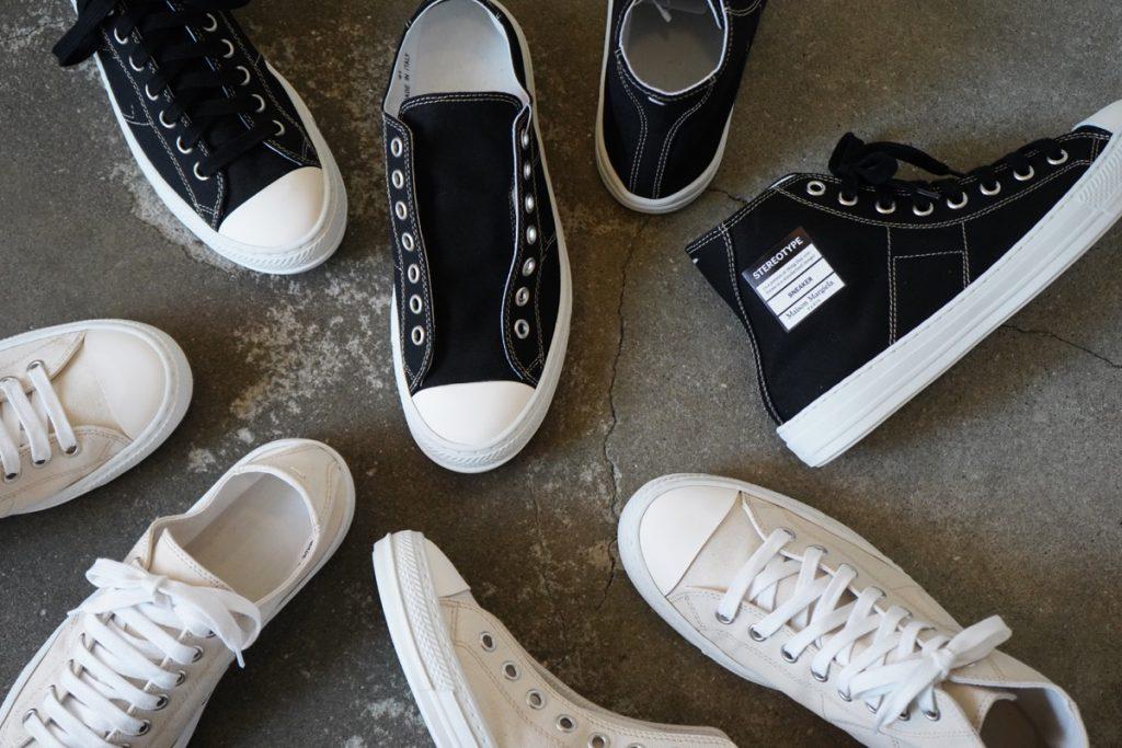 Maison Margilea  Stereotype Sneaker