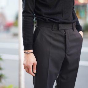 MAISON MARGIELA Wool Popeline Pants