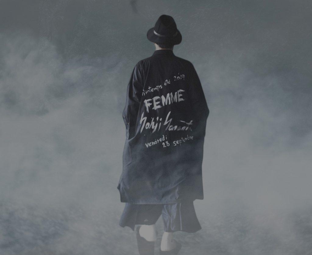 YOHJI YAMAMOTO 【BLACK Scandal】Staff Shirt