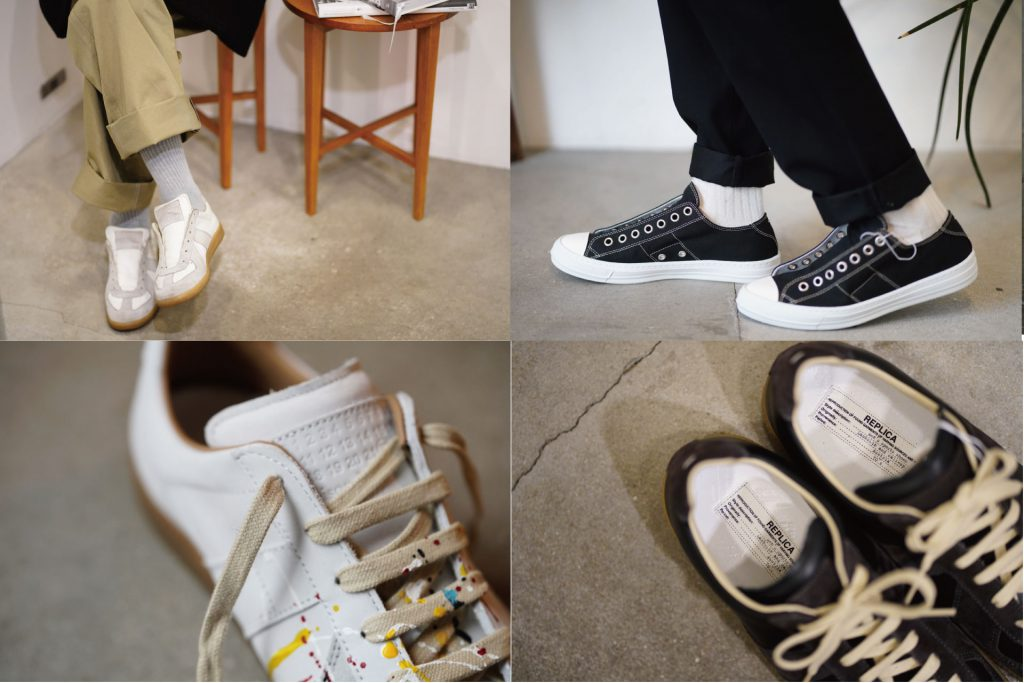 MAISON MARGIELA Shoes Collection 2