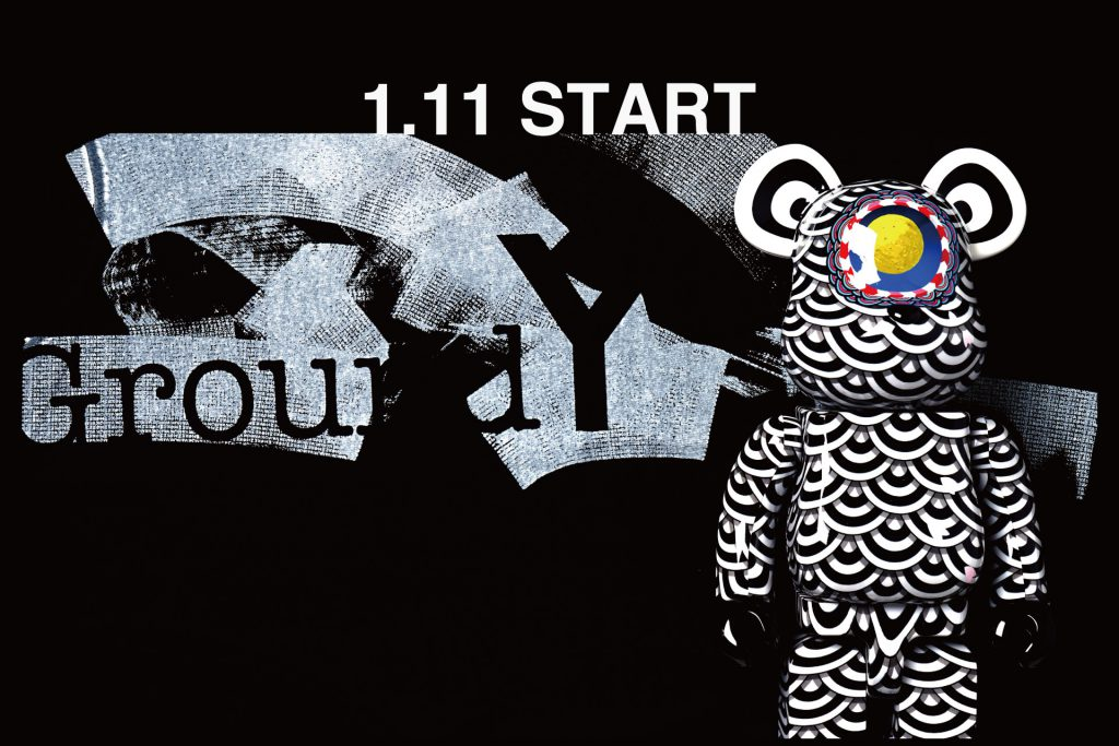 Ground Y 2019 Spring/Summer 1.11(Fri) START!!!