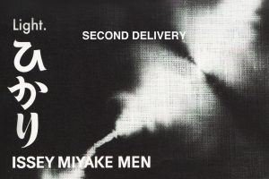 ISSEY MIYAKE MEN SECOND DELIVERY