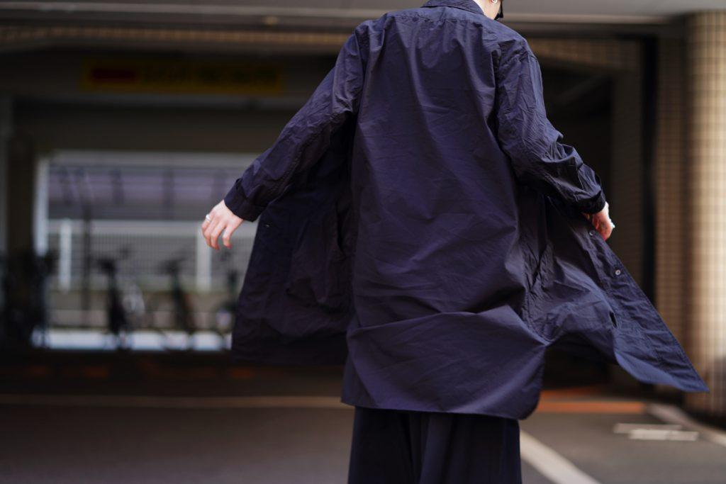 YOHJI YAMAMOTO 19SS Big Out Pocket Shirt