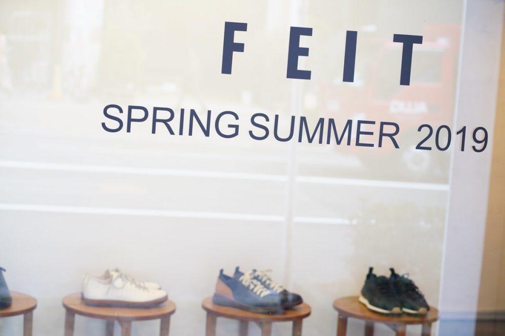 FEIT Spring & Summer 2019