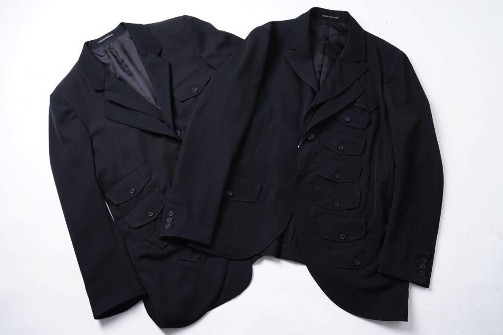 Restock !!! YOHJI YAMAMOTO 19SS Flap Pocket Jacket 2type