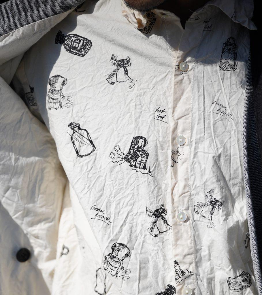 ELENA DAWSON  Shirt Lineup
