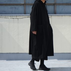 Ground Y 19SS Hooded Big Dress