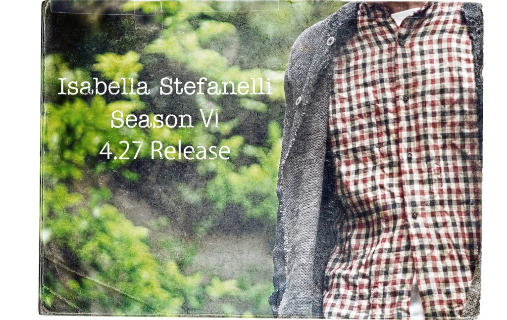 Isabella Stefanelli  collection Ⅵ  4.27 release
