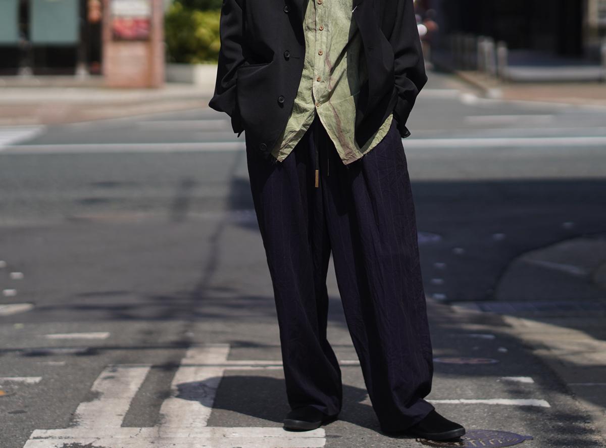 ARAKI YUU 19SS Pyjama Pants