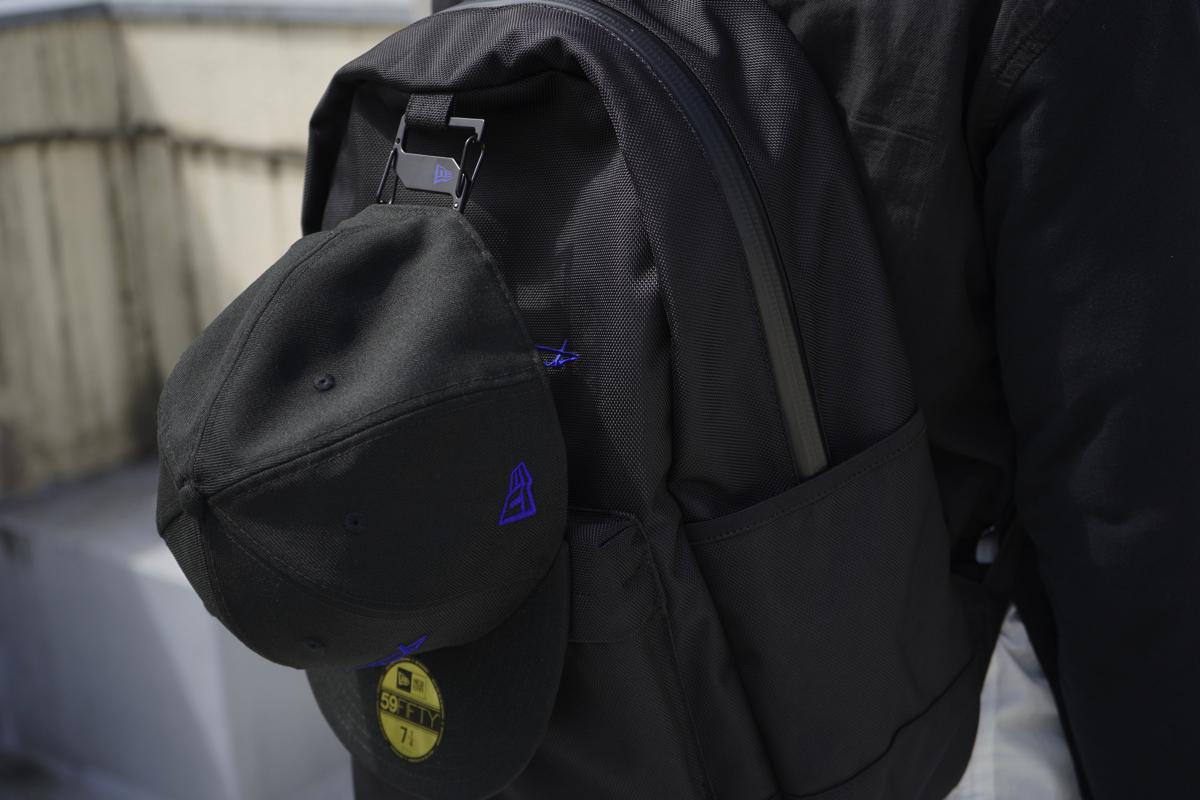 YOHJI YAMAMOTO × NEW ERA Light Pack