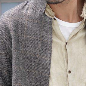 Isabella Stefanelli  shirt 「Vincent」
