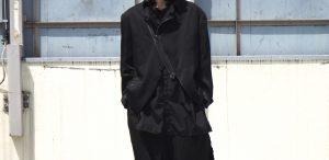 YOHJI YAMAMOTO Deformation Zip Up Jacket