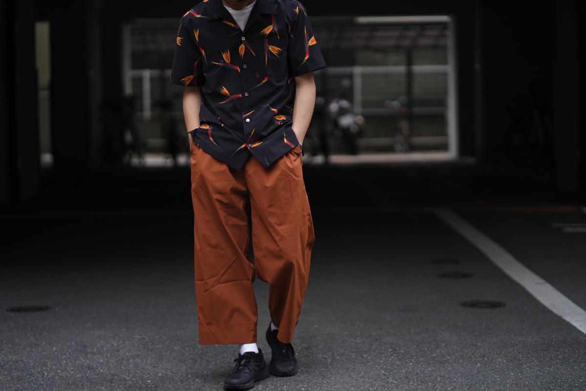 KAZUYUKI KUMAGAI 2way Easy Wide Pants