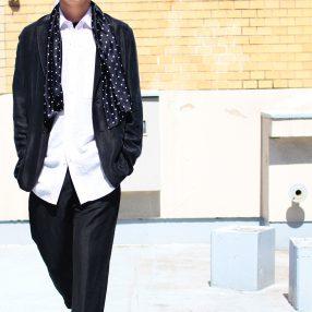 ANN DEMEULEMEESTER Jacket Warbler