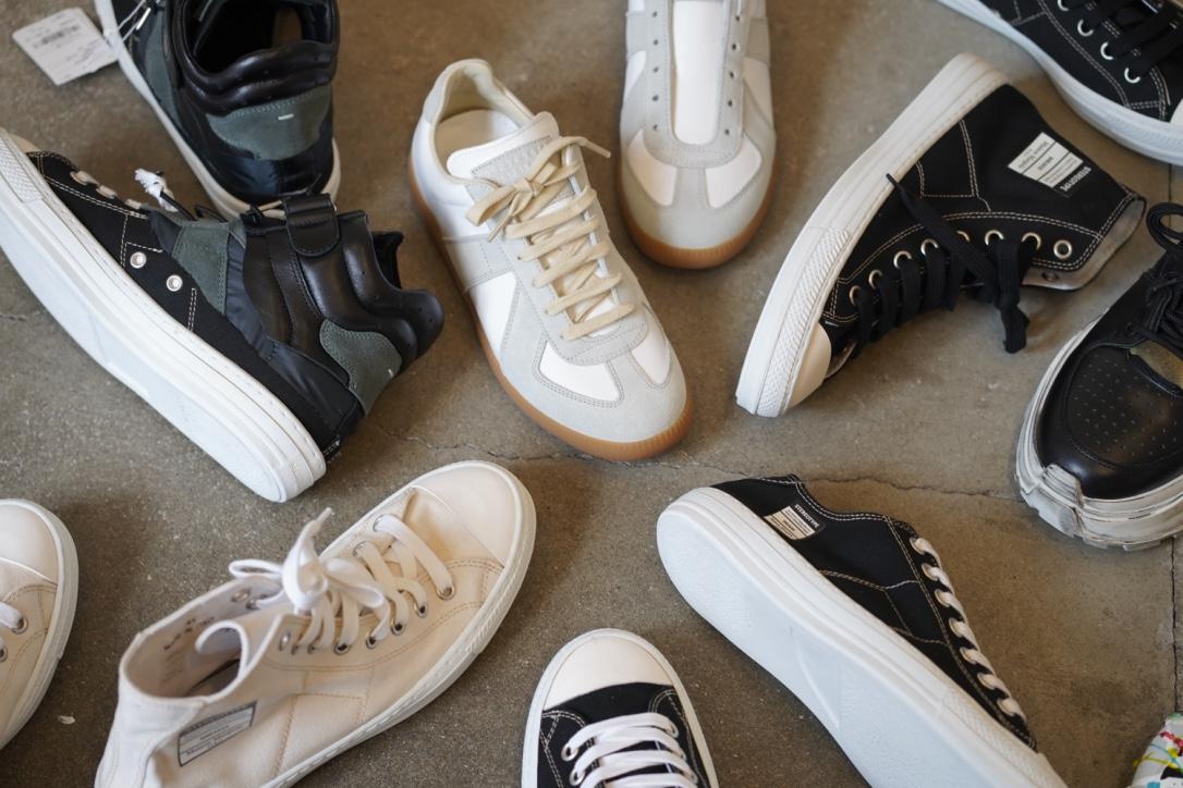 MAISON MARGIELA Shoes Collection