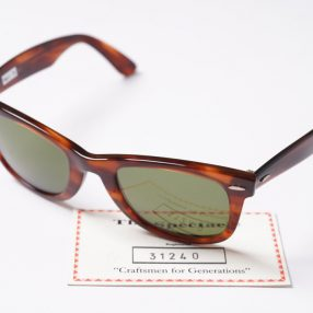 The Spectacle Baush&Lomb zyl Wayfarer