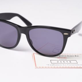The Spectacle Baush&Lomb zyl Wayfarer 2